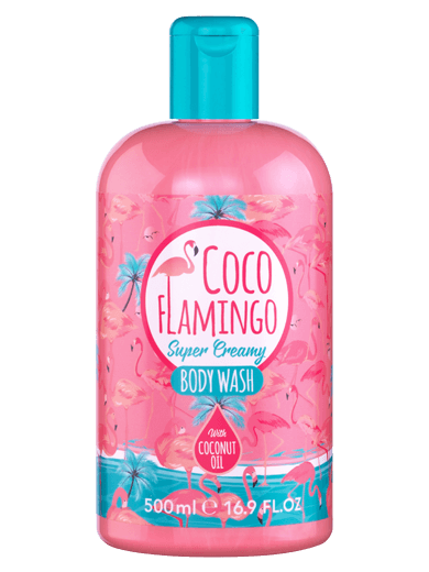 coco-flamingo-body-wash
